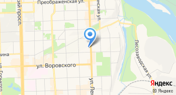 Медицинский оздоровительный центр Гаврина И.М. на карте