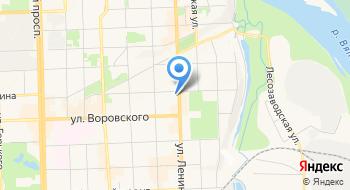 Print-Eco на карте