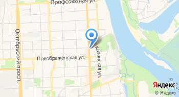 Bike43.ru на карте