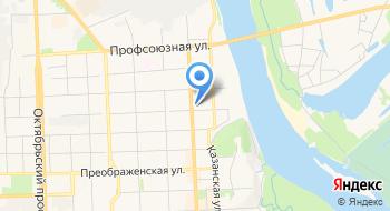 ИнТерра на карте