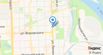 МБУ Городской клуб ветеранов на карте