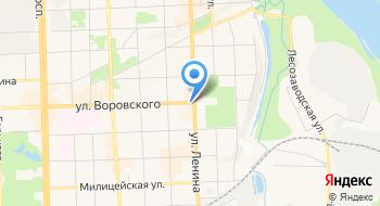 Фитнес-клуб Спринт на карте