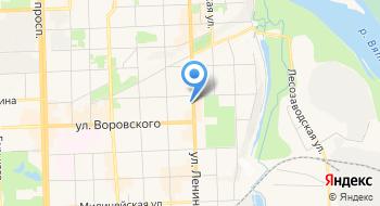 Городской клуб Ветеранов на карте