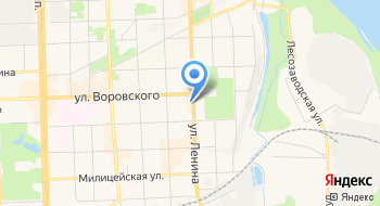 Кировторгтехника на карте