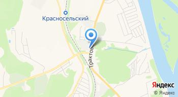 Автотехцентр Верста на карте