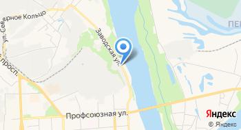 Отель Старый - Мост на карте