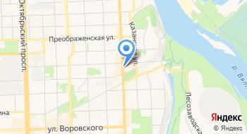 Кировкурорт Представитель санатория Нижне-Ивкино в г. Кирове на карте