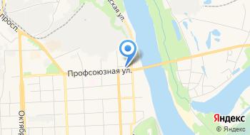Торгово-сервисный центр Русшина-Киров на карте