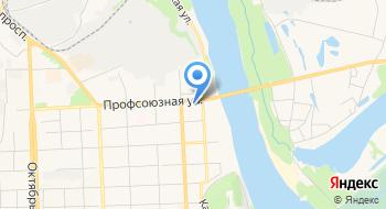 Вятская ТПП на карте