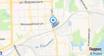 Компания Закрути-Забей на карте