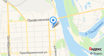 Филиал ФГУП Охрана МВД России по Кировской области на карте