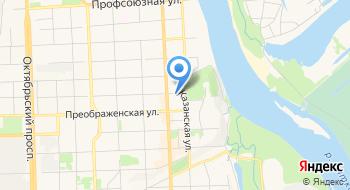 АО Сервер-серьест в г. Кирове на карте