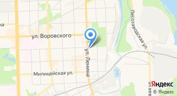 Московский финансово-юридический университет Мфюа Аочу ВПО, Кировский филиал на карте
