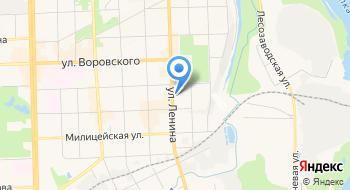 Управление Росреестра по Кировской области на карте