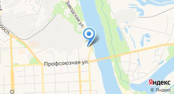 Магазин-склад Пряжа на карте
