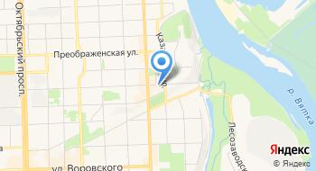 КОГБУК Кировский областной краеведческий музей на карте