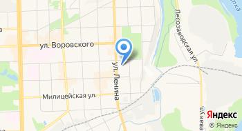 Интернет-магазин Paroff на карте
