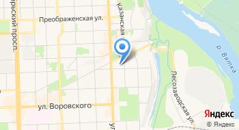 Оп № 2 УМВД России по Городу Кирову на карте