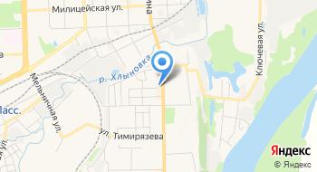 Торгово-развлекательный центр Микс на карте