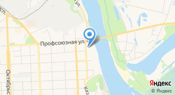 КОГКУ Государственный архив социально-политической истории Кировской области на карте