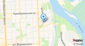 Туристическая компания InGROUP на карте