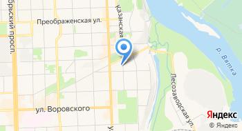 ЖЭУ Апрель на карте