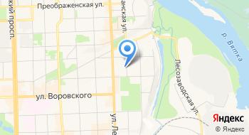 Элми, Торговый дом на карте