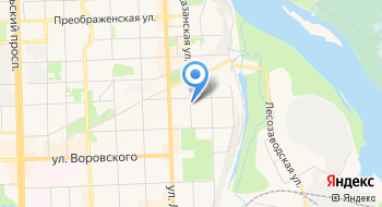 Торговая компания Яблоко на карте