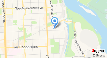 Кредитно-потребительский кооператив Союзсберзайм-Киров на карте