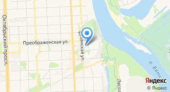 Кировская региональная организация ВФСО Динамо на карте