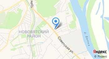 Дарман-Киров на карте