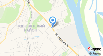 ТО МФЦ по Нововятскому району города Кирова на карте