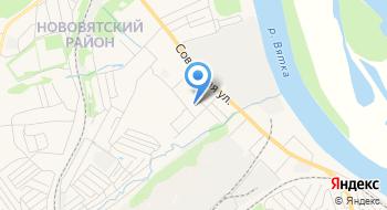 МБУДО Нововятская детская школа искусств города Кирова на карте