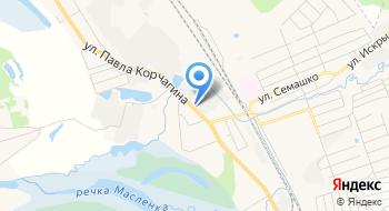 Вятская лодочная компания на карте