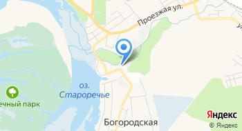 Кировский Аэроклуб ДОСААФ России на карте