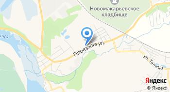 Ремонтная мастерская лесозаготовительной техники на карте