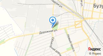 Оренбургнефть на карте