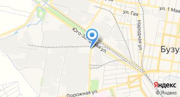 Зернышко, магазин на карте