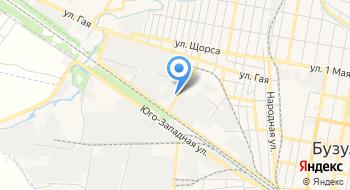 ОГИБДД МО МВД РФ Бузулукский на карте