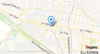 Основная Общеобразовательная школа № 5 на карте