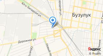 Бузулукская Централизованная Районная Библиотечная Система на карте