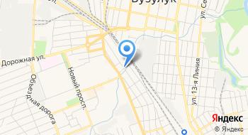 Группа охранных предприятий Фиорд на карте