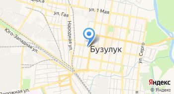 ОГУ, Бузулукский гуманитарно-технологический институт на карте