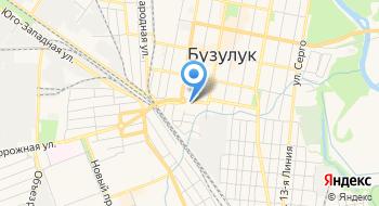 Ковка в Бузулуке Сухореченская Кузня на карте