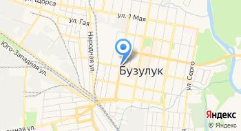 Банк Оренбург на карте