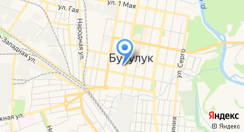 Отделение почтовой связи Бузулук 461040 на карте