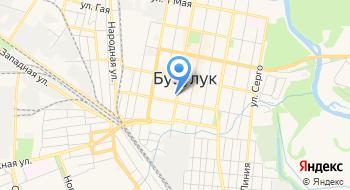 Промсвязьбанк, офис Бузулукский на карте