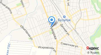 Урал, магазин на карте