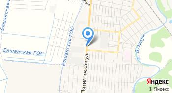 Беларусь, магазин на карте