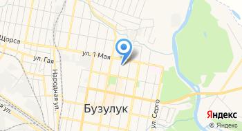 МБОУ ДОД г. Бузулука ДМШ им. Ф.И. Шаляпина на карте